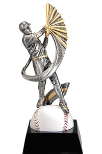 Baseball Trophy | Laserworx Custom Engraving