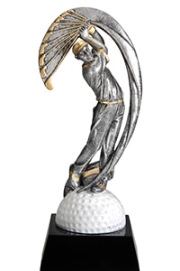 Golf Trophy | Laserworx Custom Engraving