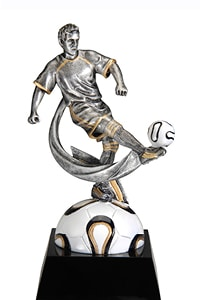 Men Soccer Trophy | Laserworx Custom Engraving