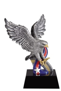 Eagle Trophy | Laserworx Custom Engraving