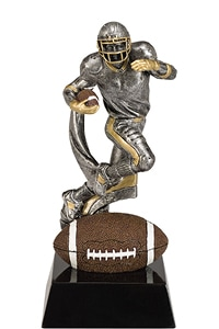 Football Trophy | Laserworx Custom Engraving