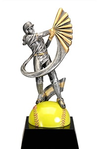 Softball Trophy | Laserworx Custom Engraving