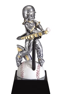 T-Ball Women Trophy | Laserworx Custom Engraving
